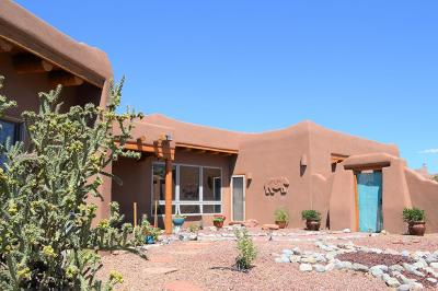 Placitas Single Family Home For Sale: 27 Sinagua Road
