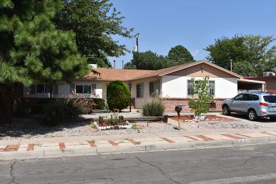 Albuquerque NM Single Family Home For Sale: $249,950