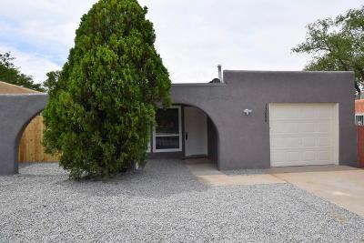 Albuquerque NM Single Family Home For Sale: $167,000