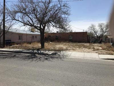 Bernalillo County Residential Lots & Land For Sale: 614 Kathryn Avenue SE