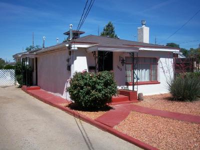 Albuquerque Single Family Home For Sale: 1013 Edith Blvd NE