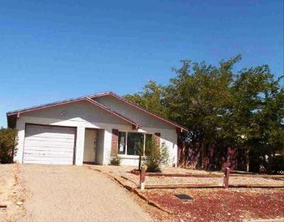 Rio Rancho Single Family Home For Sale: 115 Darlene Road SE