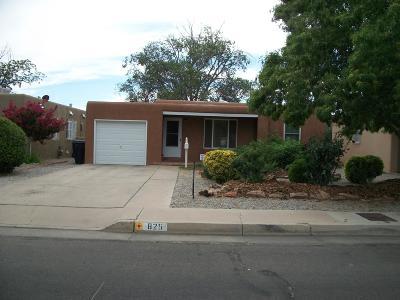 Albuquerque Single Family Home For Sale: 825 Cagua Drive SE