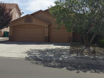 Albuquerque, Rio Rancho Single Family Home For Sale: 3524 Oasis Springs Road NE