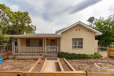 Albuquerque Single Family Home For Sale: 1010 Miramon Avenue SW