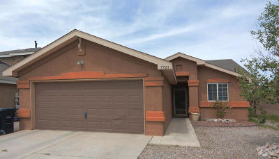 Albuquerque Single Family Home For Sale: 7723 Pronghorn Road SW