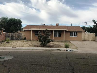 Albuquerque NM Single Family Home For Sale: $129,500
