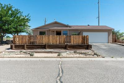 Rio Rancho Single Family Home For Sale: 128 Aster Drive SW