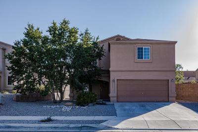 Rio Rancho Single Family Home For Sale: 1931 Chicoma Road NE