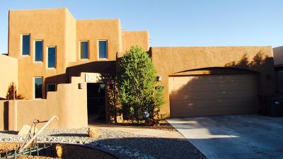 Rio Rancho Single Family Home For Sale: 7108 Oersted Road NE