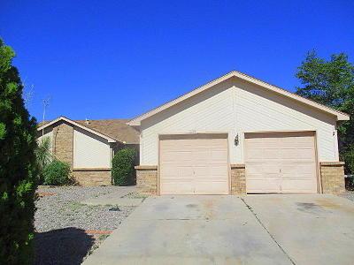 Albuquerque Single Family Home For Sale: 5119 Tecolote NW