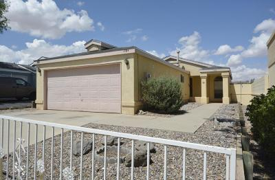 Rio Rancho Single Family Home For Sale: 1784 Lee Loop NE