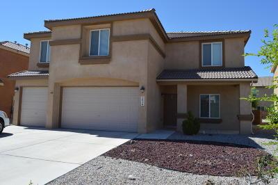 Rio Rancho Single Family Home For Sale: 2610 Avenida Castellana Boulevard SE