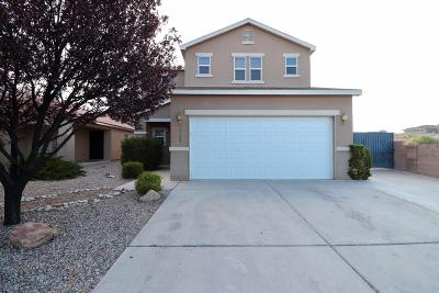 Albuquerque NM Single Family Home For Sale: $195,000