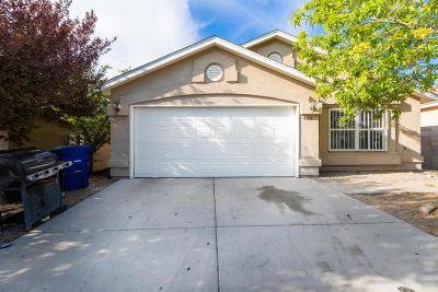 Albuquerque Single Family Home For Sale: 8416 Black Stallion Road SW