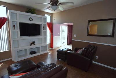 Rio Rancho Single Family Home For Sale: 1800 Peach Road NE