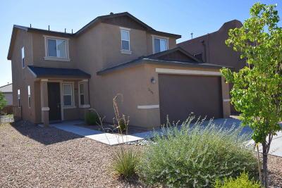Albuquerque Single Family Home For Sale: 2904 Duerson Trail SW