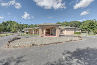 Valencia County Single Family Home For Sale: 1865 Lillie Drive
