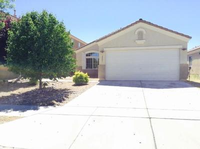 Albuquerque Single Family Home For Sale: 2827 Porto Street SW