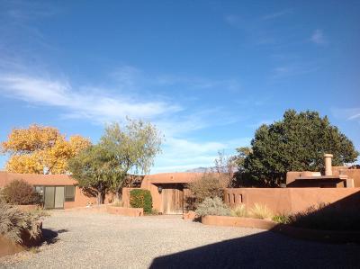Albuquerque Single Family Home For Sale