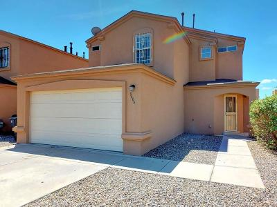 Albuquerque Single Family Home For Sale: 8404 Bosque Pointe Avenue SW