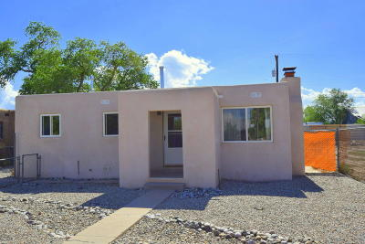Albuquerque Single Family Home For Sale: 2700 Monk Court NW
