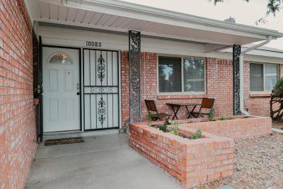 Albuquerque NM Single Family Home For Sale: $274,500