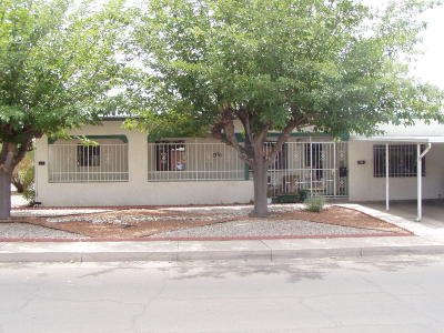 Albuquerque Single Family Home For Sale: 701 Arizona Street SE