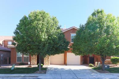 Bernalillo Single Family Home For Sale: 1211 Alvarado Way