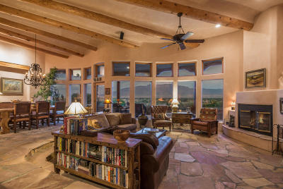 Corrales Single Family Home For Sale: 257 Mission Ridge Road