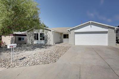 Albuquerque NM Single Family Home For Sale: $269,900