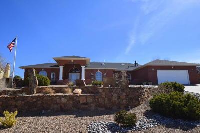 Bernalillo County Single Family Home For Sale: 1704 Conestoga Drive SE