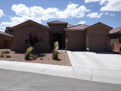 Bernalillo Single Family Home For Sale: 935 Palo Alto Court