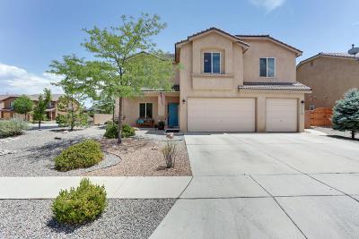 Rio Rancho NM Single Family Home For Sale: $349,000
