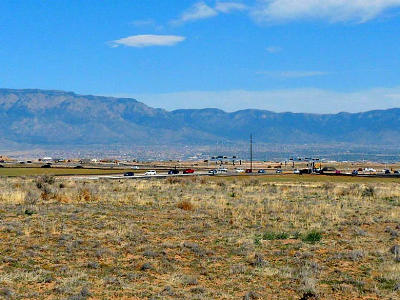 Albuquerque Residential Lots & Land For Sale: Lynn Place NW