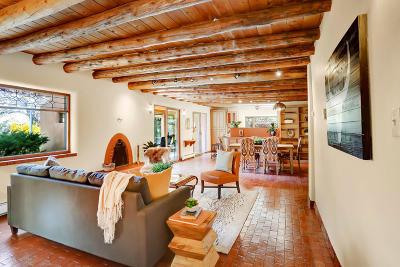 Albuquerque Multi Family Home For Sale: 1011 Ortega Road NW