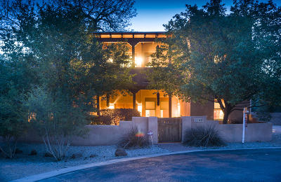 Albuquerque Single Family Home For Sale: 1650 Rancho Guadalupe Trail NW