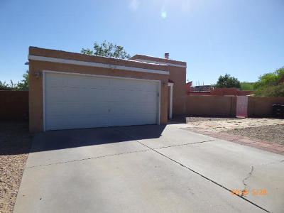 Albuquerque Single Family Home For Sale: 4201 66th Street NW