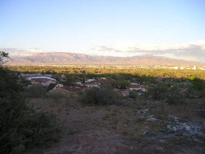 Albuquerque Residential Lots & Land For Sale: 534 La Bajada Court NW