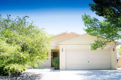 Rio Rancho Single Family Home For Sale: 3100 Solano Meadows Drive NE