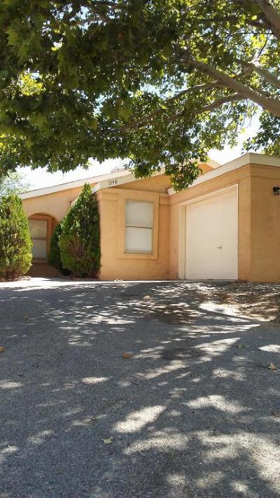 Rio Rancho Single Family Home For Sale: 1348 Lil Avenue NE