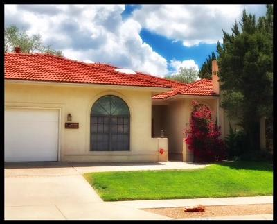 Single Family Home For Sale: 12504 Tamarac Trail NE