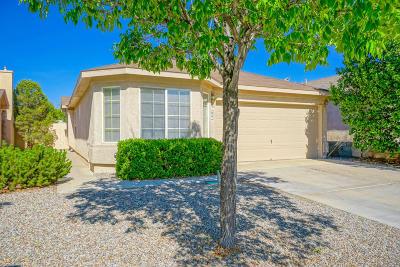 Albuquerque NM Single Family Home For Sale: $163,000