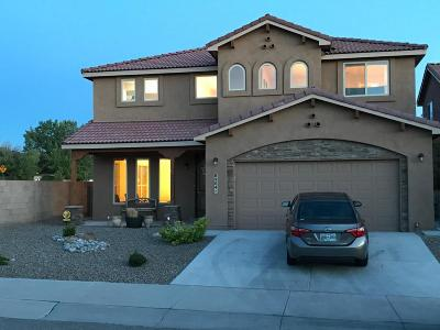 Albuquerque Single Family Home For Sale: 8904 Brookdale Court NE