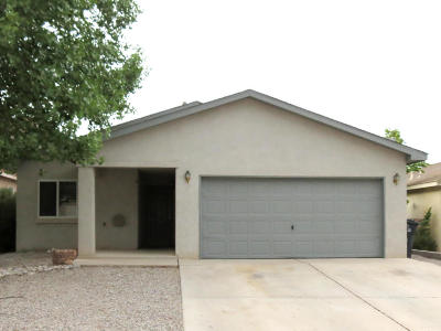 Rio Rancho Single Family Home For Sale: 531 Sedona Meadows Drive NE