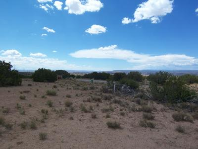 Placitas Residential Lots & Land For Sale: Palomar Rd - Lot 15