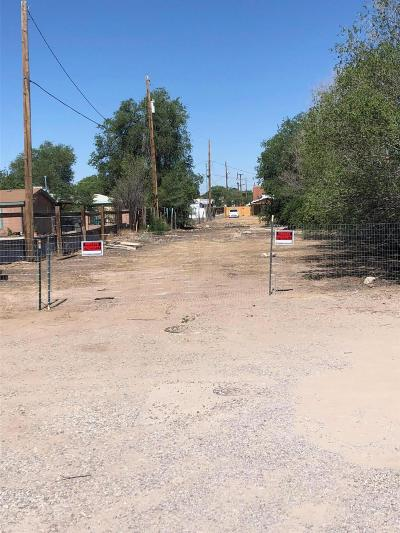 Albuquerque Residential Lots & Land For Sale: 138 Daniel Circle NW
