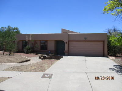 Albuquerque Single Family Home For Sale: 5412 Las Trampas Way NW
