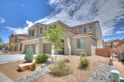 Rio Rancho Single Family Home For Sale: 2732 Delicias Road NE