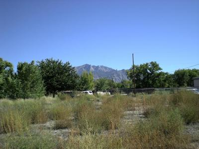Bernalillo Residential Lots & Land For Sale: Rostrow Lane